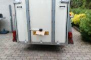 Cargo trailer sælges