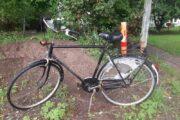 Antik herre cykel