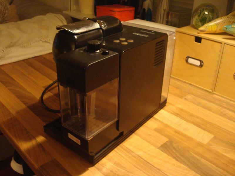 Nespressomaskine