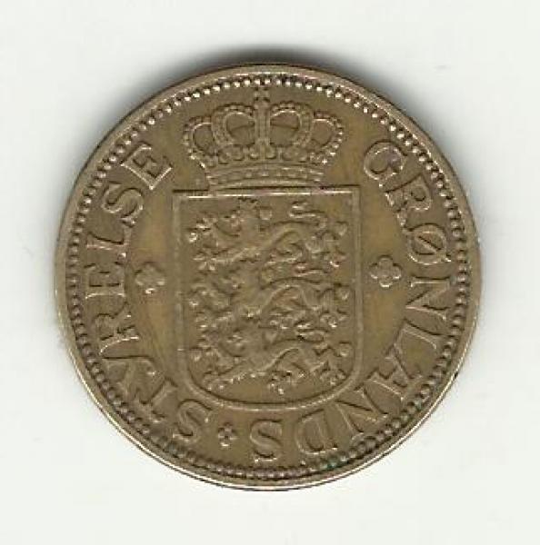Grønlandske mønter