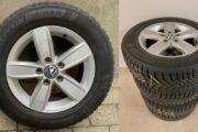 VW Corcara alufælge med dæk