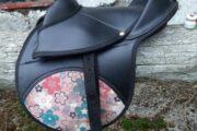 Pony sadel