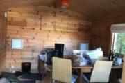 Gæstehytte 9,9 m2