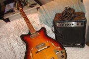 Kawai guitar