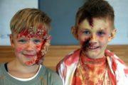 Zombie, gru og fantasi på Læreruddannelsen i Skive