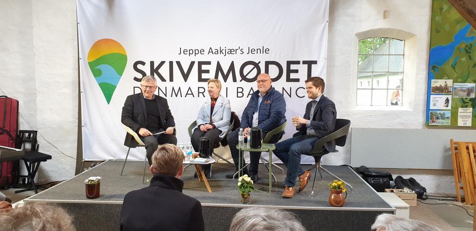 Skivemødet:To fantastiske dage på Jenle og Posthustorvet.