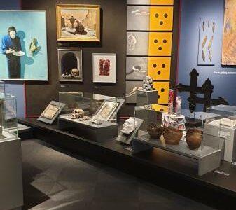 Museumsstafet med natur, arkæologi, kunst og historie