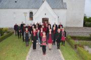 Calluna-koret afslutter jubilæumsår med gratis gave.