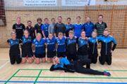 Så kom Badmintonsæsonen i gang denne weekend.
