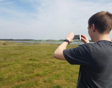 Oplevelser og gode historier i ny Naturpark Flyndersø – Sønder Lem Vig app