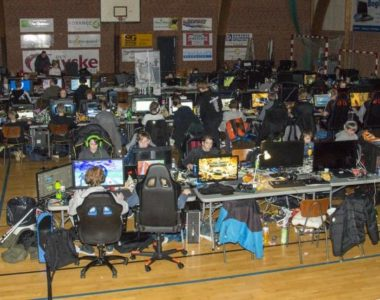 LAN-Party i Breum skal samle 320 gamere i 2019
