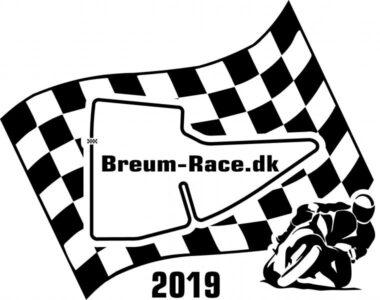 Roadrace i Breum – med 150 km/t