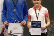 Flot 3 plads til Dm i Badminton