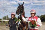 Fem heste fra Skive deltager i Dansk Trav Derby i Charlottenlund 25. august
