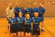 Team Salling/Sabro har spillet sæsonens sidste kamp i slutspillet.