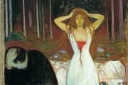 Kunsthistoriens store mestre: Edvard Munch
