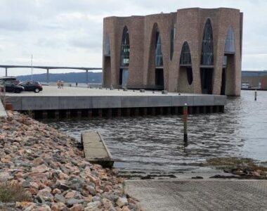 Oplev Vejle og Kirk Kapitals Fjordenhus