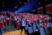 Fodboldfesten fortsætter i KulturCenter Skive