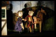 Dukketeater på SVANEN under SkiveMødet