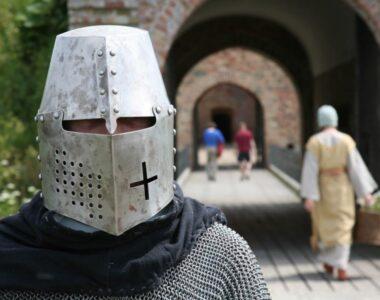 Riddere på Borgen – Udlev din indre ridder sammen med Spøttrup Borgs Venner