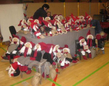 Julen er kommet til Selde.