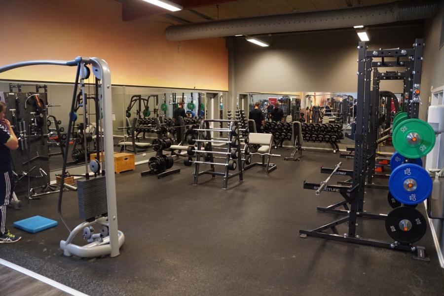 motionscenter i skive