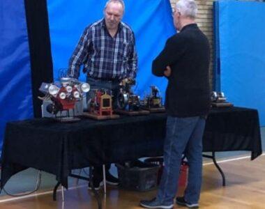 154 besøgte modelmessen i Durup