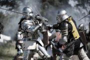 VM i middelalder kamp indtager Spøttrup Borg