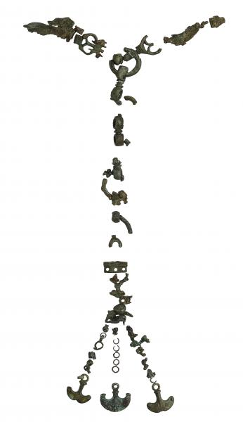 Vejhøje-graven fra Durup – Ny arkæologisk udstilling på Skive Museum