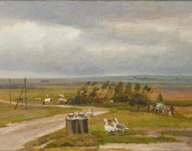 Hans Smidths placering i dansk kunst