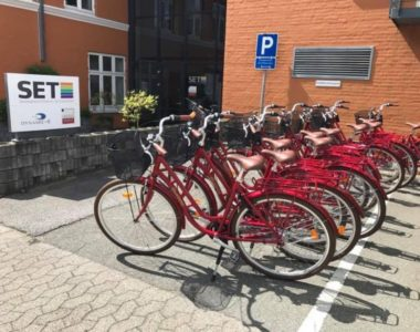 Nye cykler til turisterne