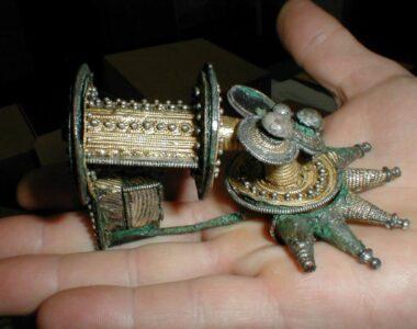 Arkæologiske højdepunkter i Wunderkammeret