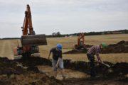 Museum Salling bag arkæologisk udgravning
