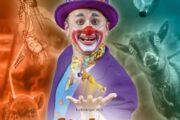 "Cirkus Mascot ""GÅR AMOK"" i Nykøbing M. – 21 sept."
