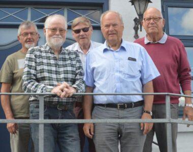 Hot Stompers på Kulturhusbåden