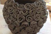 Culturen udstiller keramik og pileflet i uge 28.