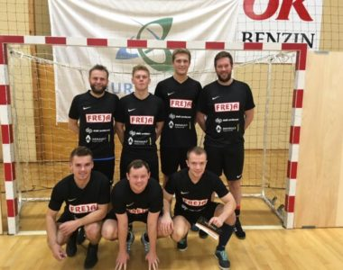 Indefodbold: Team FREJA – Dahl Pedersen