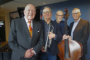 Four Jazz spiller atter op på Kulturhusbåden