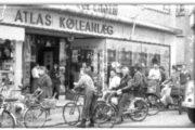 DA SKIVEEGNEN BLEV MODERNE 1950-1970