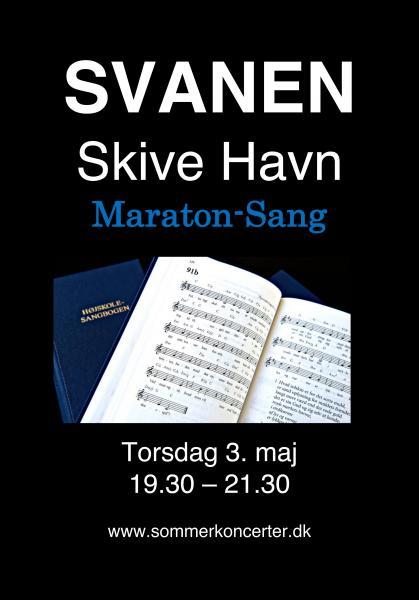 """c79b2b0d Maraton-sang"""" på SVANEN - den lokale hjemmeside for Skive-egnen"""
